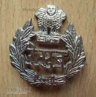 Indyjska odznaka chyba policyjna