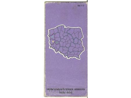 Mapa przeglądowa IV