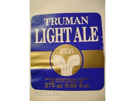 TRUMAN LIGHT ALE