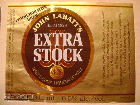 EXTRA STOCK