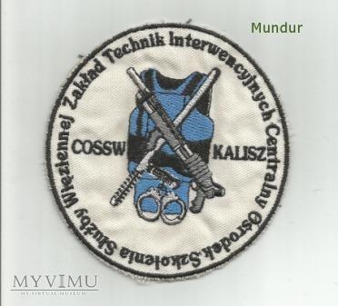 Oznaka Centralny Ośrodek Szkolenia SW w Kaliszu