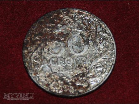 Duże zdjęcie 50 groszy - 1938