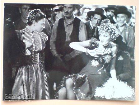 Marlene Dietrich i Una Merkel - tuż przed starciem