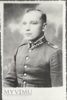 Plutonowy Konstanty Woropaj z 25 Pułku Ułanow W.