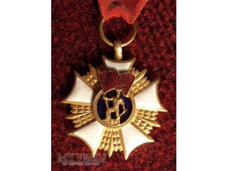 Order Sztandaru Pracy PRL. I klasy
