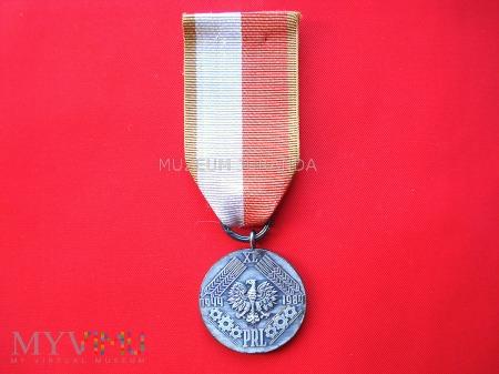 PRL - Medal 40-lecia Polski Ludowej