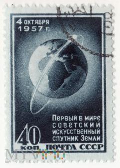 Pierwszy sztuczny satelita 1957
