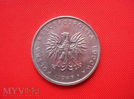 10 złotych 1987 rok