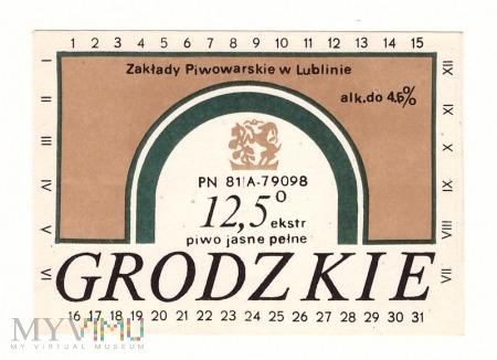 Duże zdjęcie Grodzkie