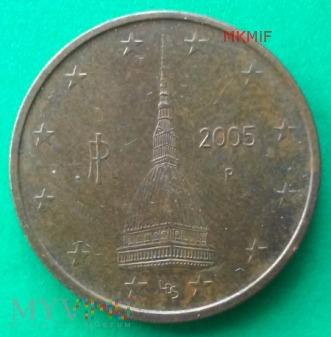 2 Euro Cent 2005 Włochy