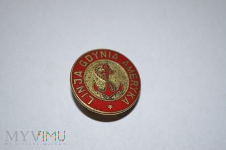 Odznaka Linja Gdynia-Ameryka