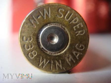 łuska .338 Winchester Magnum