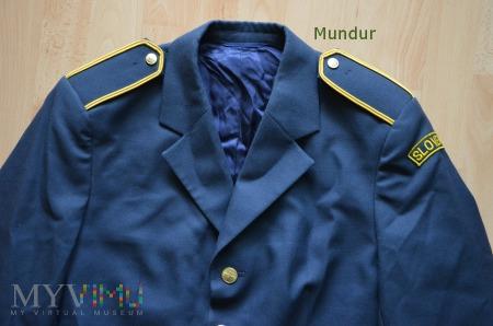 OS SR Vzdušné sily: mundur oficera starszego