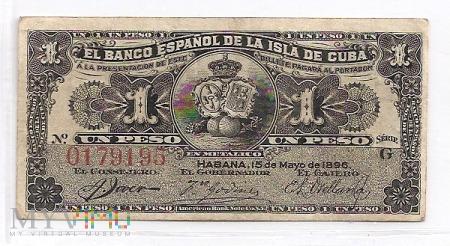Kuba.1.Aw.1 peso.1896.P-47