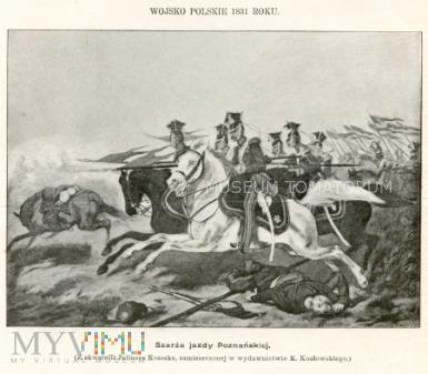 Duże zdjęcie Wojsko polskie 1831 roku - Kossak