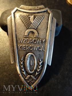 Wzorowy Kierowca - wzór z 1946r - NUMEROWANA ???