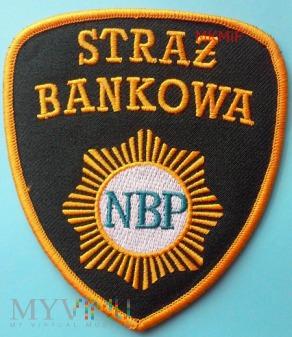 Naszywka NBP