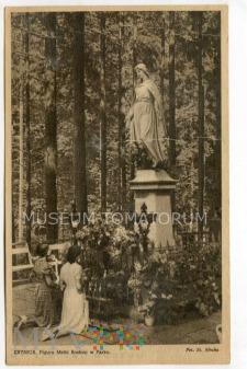 Krynica - Figura Matki Boskiej - lata 30-te