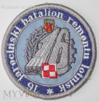 16. Jarociński Batalion Remontu Lotnisk. Jarocin.