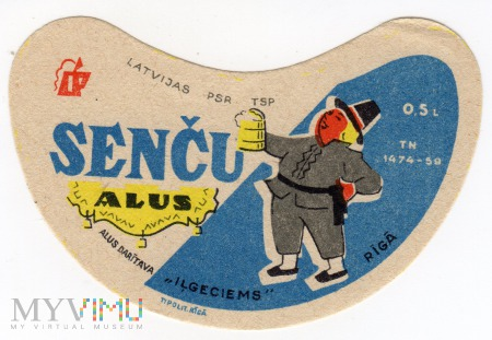SENČU ALUS