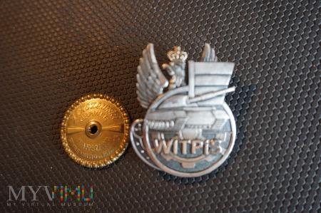 Odznaka WITPiS - Sulejówek : NrP79