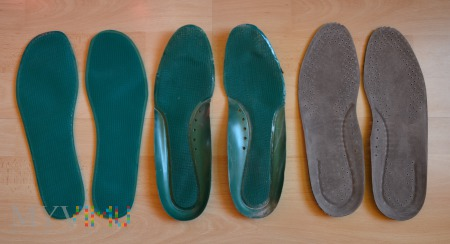 Wkładki do butów wojskowych