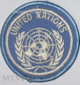 Oznaka Organizacji Narodów Zjednoczonych. Wz. 2