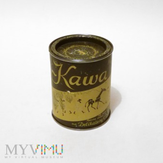 kawa mielona naturalna, puszka 150g