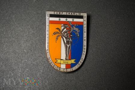 Odznaka Batalionu Logistycznego IV zmiany w Iraku