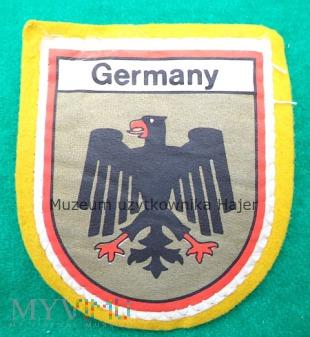 Germany - naszywka