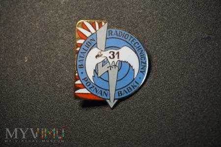 Duże zdjęcie 31 Batalion Radiotechniczny Poznań Nr: 120