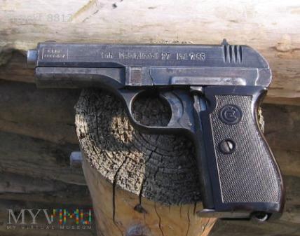 Pistolet CZ model 27 kal. 7,65 mm.