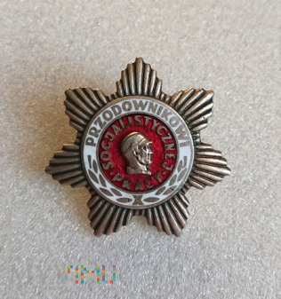 Odznaka z PRL