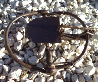 Stary potrzask , samotrzask , żelazo chwytne