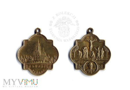 Medalik poświecenia Kalwarii Piekarskiej
