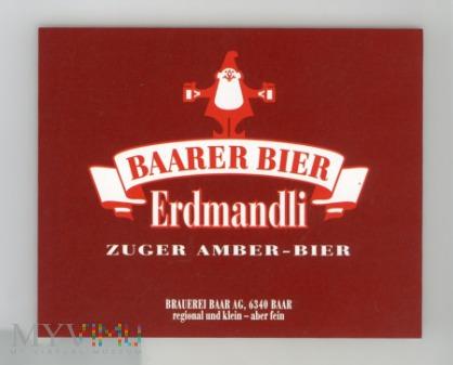 Duże zdjęcie Baar Erdmandli Zuger Amber