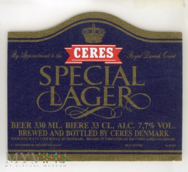 Ceres, Special Lager