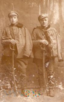 żołnierze polscy 1920r. (wojna polsko-bolszewicka)