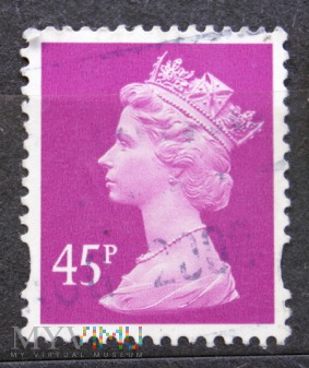 Elżbieta II, GB 1865