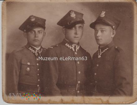 Duże zdjęcie St. strzelec z 38 PPSL z Przemyśla. 1936 r.