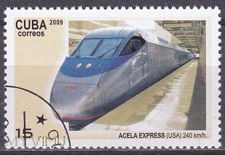 Acela express (USA)