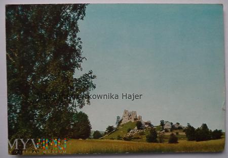 BOBOLICE Ruiny zamku z XIV wieku