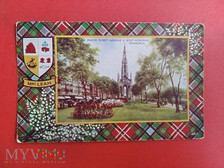 Stare angielskie karty pocztowe