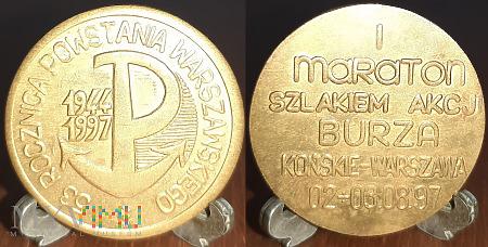 281. 53 rocznica Powstania Warszawskiego 1944-1997