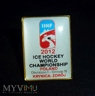 Krynica 2012 - Mistrzostwa Dywizji I grupa B