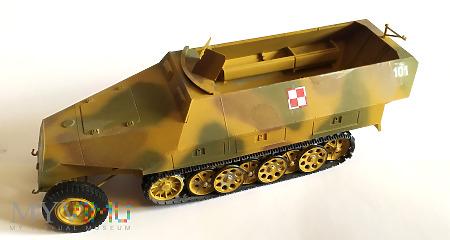 """Duże zdjęcie SdKfz 251/1 Ausf D """"Starówka"""""""