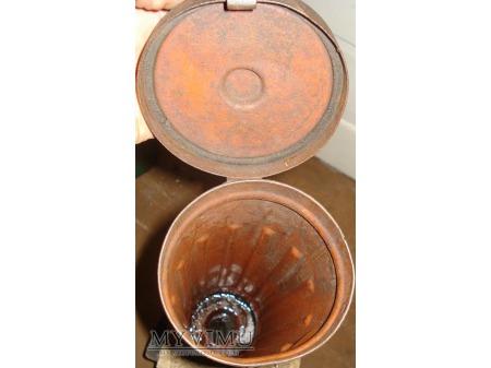 puszka na pocisk 10cm Nebelwerfer35