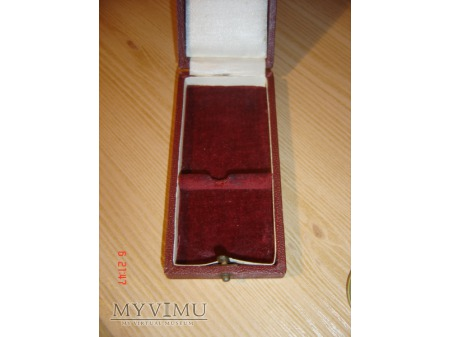 Medal za Okupacje 1.10.1938+ Szpanga