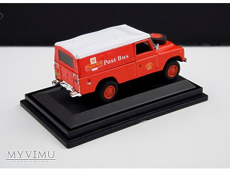 Land Rover SIII 109 Royal Mail