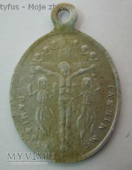 Medalik Św. Ignacy Pamiątka Świętej Missyi